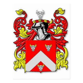 Escudo de armas de Bullock Postal
