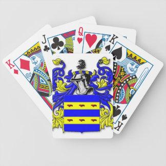 Escudo de armas de Burdette Barajas De Cartas