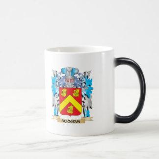 Escudo de armas de Burnham Taza De Café
