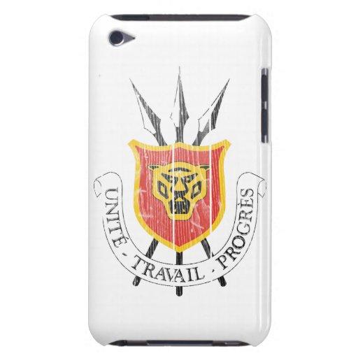 Escudo de armas de Burundi Barely There iPod Protector