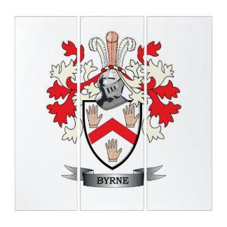 Escudo de armas de Byrne