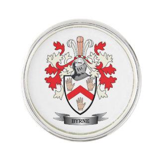 Escudo de armas de Byrne Pin