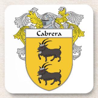 Escudo de armas de Cabrera/escudo de la familia Posavaso
