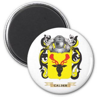 Escudo de armas de Calder escudo de la familia Imanes