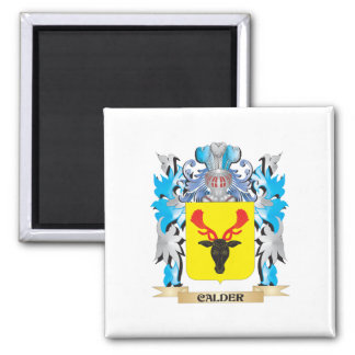 Escudo de armas de Calder - escudo de la familia