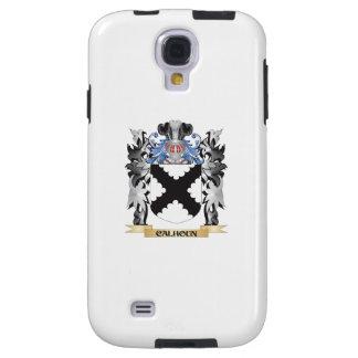 Escudo de armas de Calhoun - escudo de la familia Funda Para Galaxy S4
