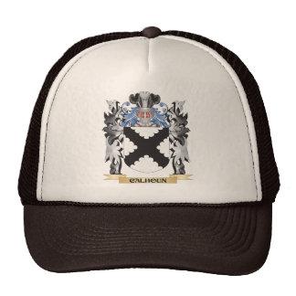 Escudo de armas de Calhoun - escudo de la familia Gorras De Camionero