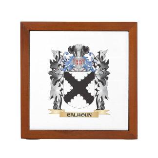 Escudo de armas de Calhoun - escudo de la familia