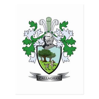 Escudo de armas de Callaghan Postal