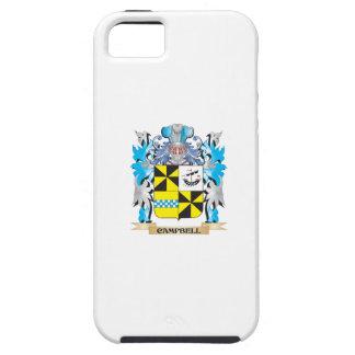 Escudo de armas de Campbell - escudo de la familia iPhone 5 Carcasa