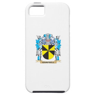 Escudo de armas de Campbell - escudo de la familia iPhone 5 Coberturas