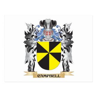 Escudo de armas de Campbell - escudo de la familia Postal