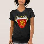 Escudo de armas de Campos/escudo de la familia (cu Camiseta