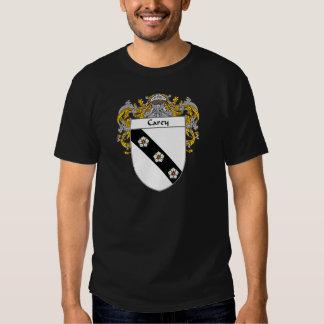 Escudo de armas de Carey (cubierto) Remeras