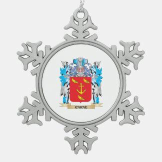 Escudo de armas de Carne - escudo de la familia Adorno