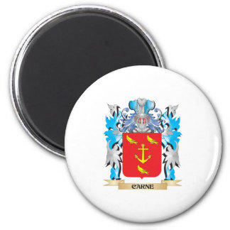 Escudo de armas de Carne - escudo de la familia