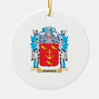 Escudo de armas de Carnes - escudo de la familia Ornamente De Reyes