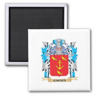 Escudo de armas de Carnes - escudo de la familia