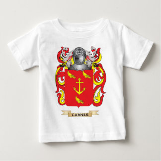 Escudo de armas de Carnes (escudo de la familia) Tee Shirt
