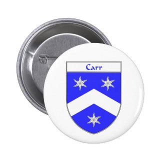 Escudo de armas de Carr/escudo de la familia Pin