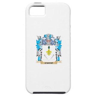 Escudo de armas de Carrio - escudo de la familia iPhone 5 Carcasas