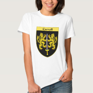 Escudo de armas de Carroll/escudo de la familia Remera