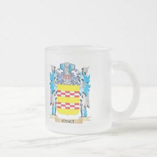 Escudo de armas de Caset - escudo de la familia Taza De Café