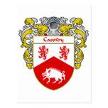 Escudo de armas de Cassidy (cubierto)