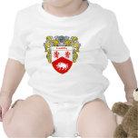 Escudo de armas de Cassidy (cubierto) Trajes De Bebé