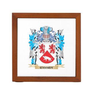 Escudo de armas de Cassidy - escudo de la familia