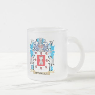 Escudo de armas de Castella - escudo de la familia Taza