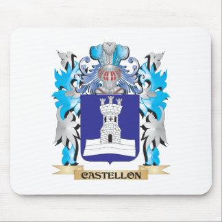 Escudo de armas de Castellon - escudo de la Tapete De Raton
