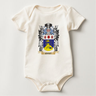 Escudo de armas de Catet - escudo de la familia Traje De Bebé