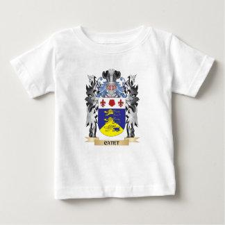 Escudo de armas de Catet - escudo de la familia Camisetas