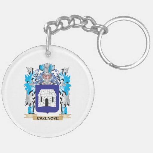 Escudo de armas de Cazenove - escudo de la familia Llaveros