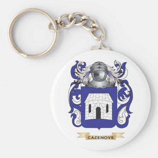 Escudo de armas de Cazenove Llavero Personalizado