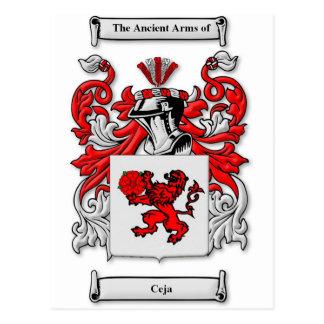 Escudo de armas de Ceja Postales