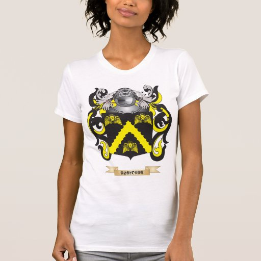 Escudo de armas de Chaloner Camiseta