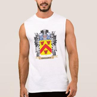 Escudo de armas de Chancey - escudo de la familia Camiseta Sin Mangas