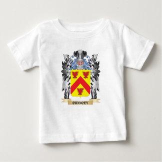 Escudo de armas de Chancey - escudo de la familia T-shirt