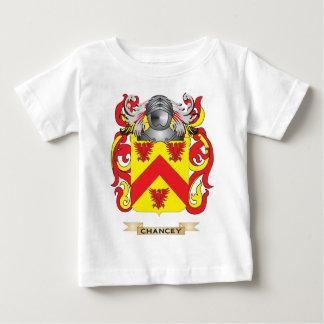 Escudo de armas de Chancey T Shirts