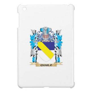 Escudo de armas de Charlo - escudo de la familia
