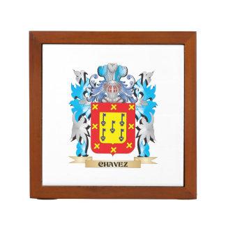 Escudo de armas de Chavez - escudo de la familia