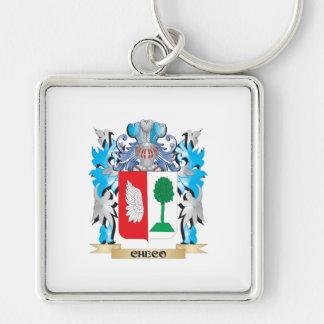 Escudo de armas de Checo - escudo de la familia Llavero