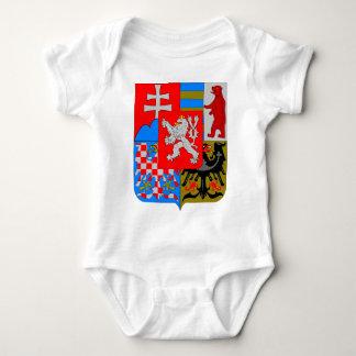 Escudo de armas de Checoslovaquia (1918-1939) T-shirts