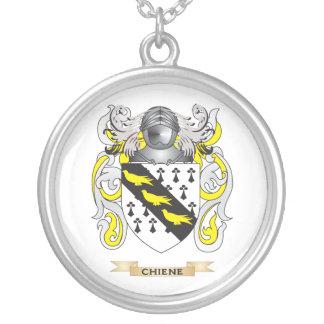 Escudo de armas de Chiene Grimpolas Personalizadas