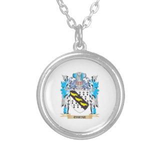 Escudo de armas de Chiene - escudo de la familia