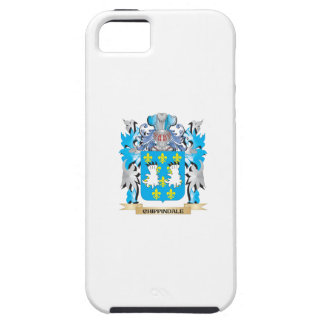 Escudo de armas de Chippindale - escudo de la iPhone 5 Cárcasa