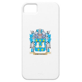 Escudo de armas de Chippindale - escudo de la iPhone 5 Case-Mate Cobertura