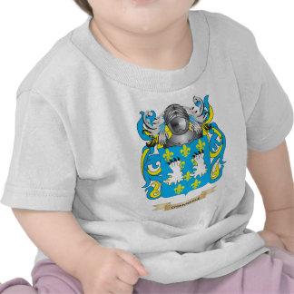 Escudo de armas de Chippindale Camisetas